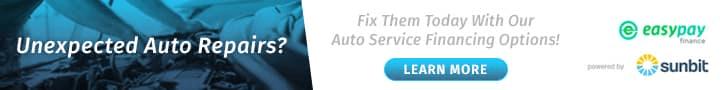 Unexpected Auto Repairs?