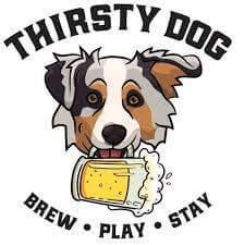 Thirsty Dog; one of many pet-friendly spots in Gastonia, NC