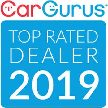 CarGurus Top Rated Dealer 2019