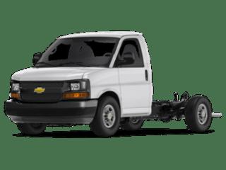 Express Cutaway 3500