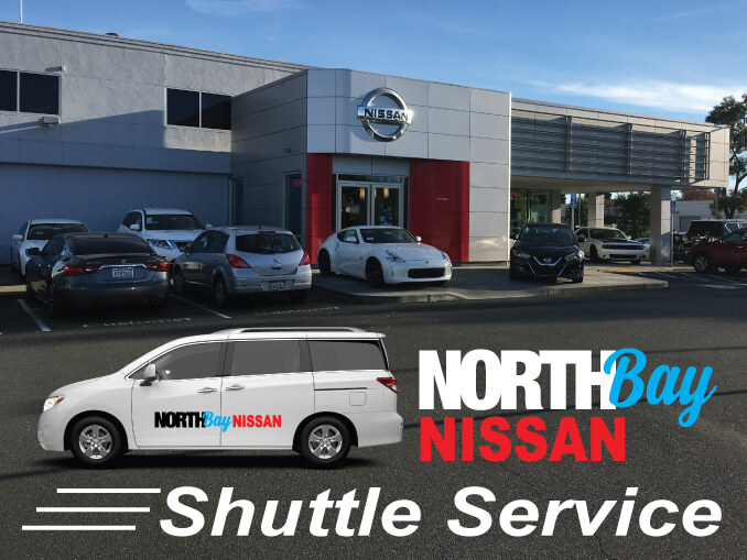 Northbay Nissan Shuttle Service