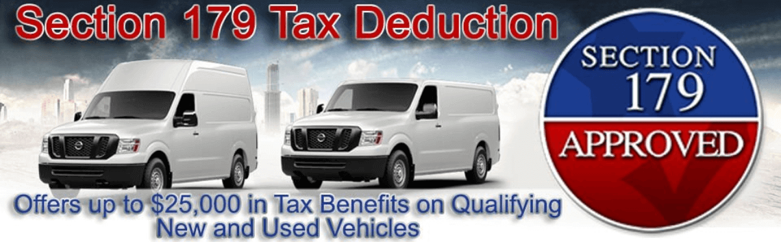 Section 179 Tax Deduction
