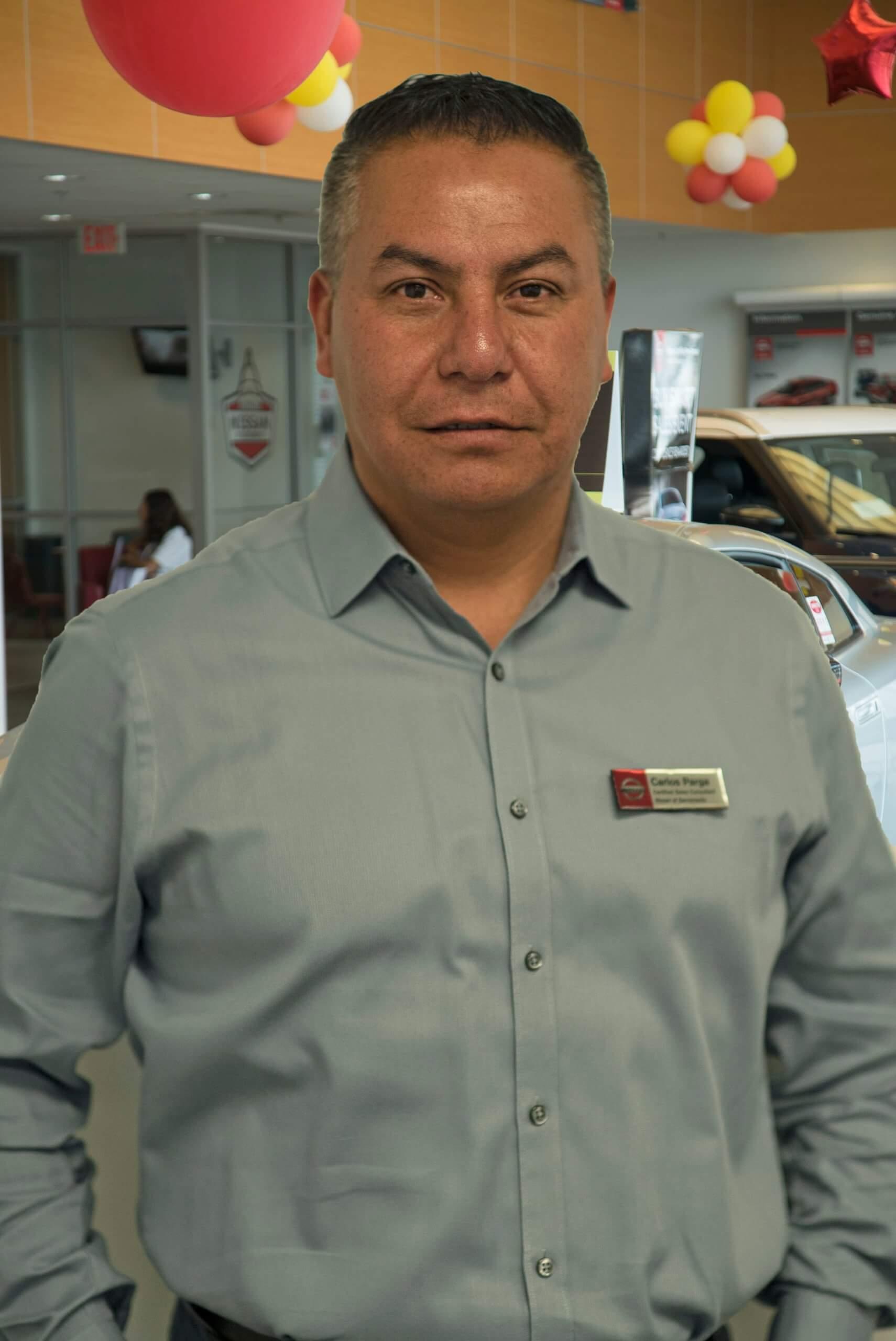 Carlos Parga