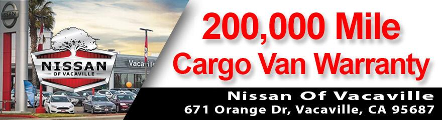 200,000 Mile Cargo Van Warranty