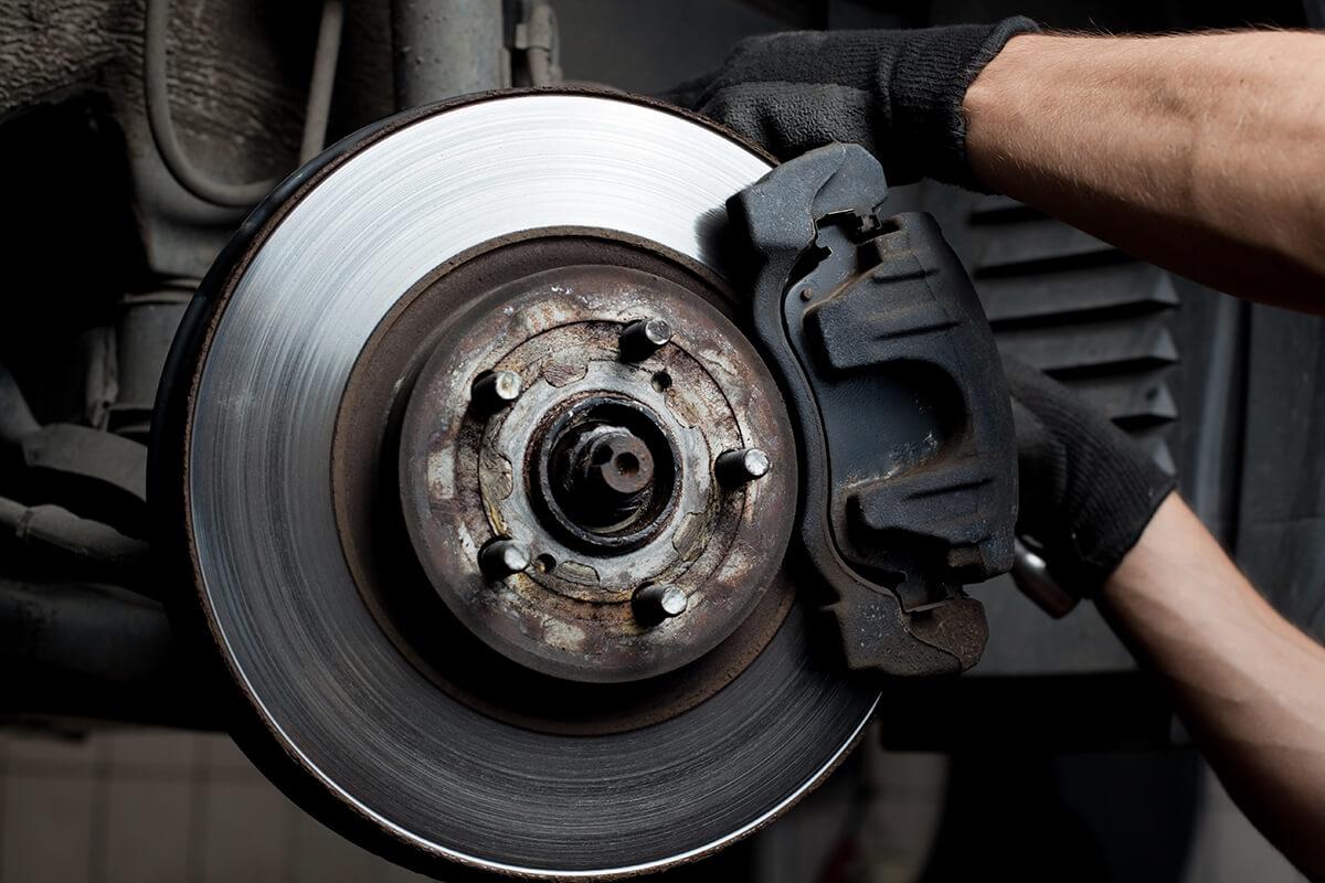 10% off Brake Pads, Rotors and Brake Clean