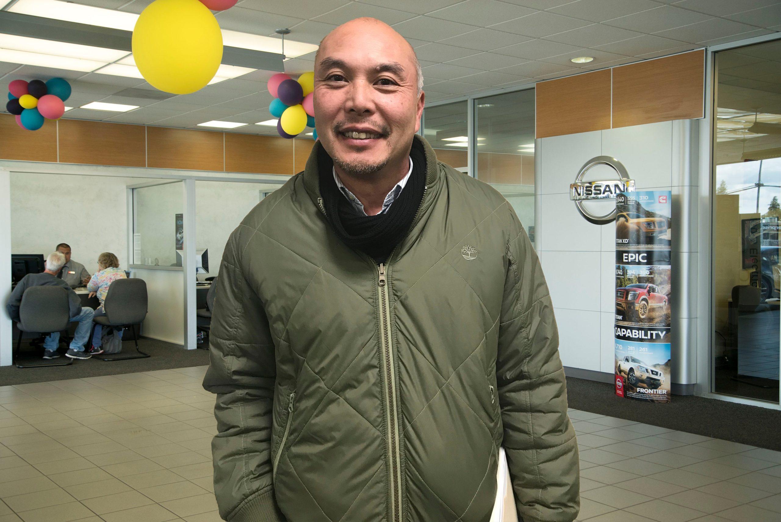 Peter Chin