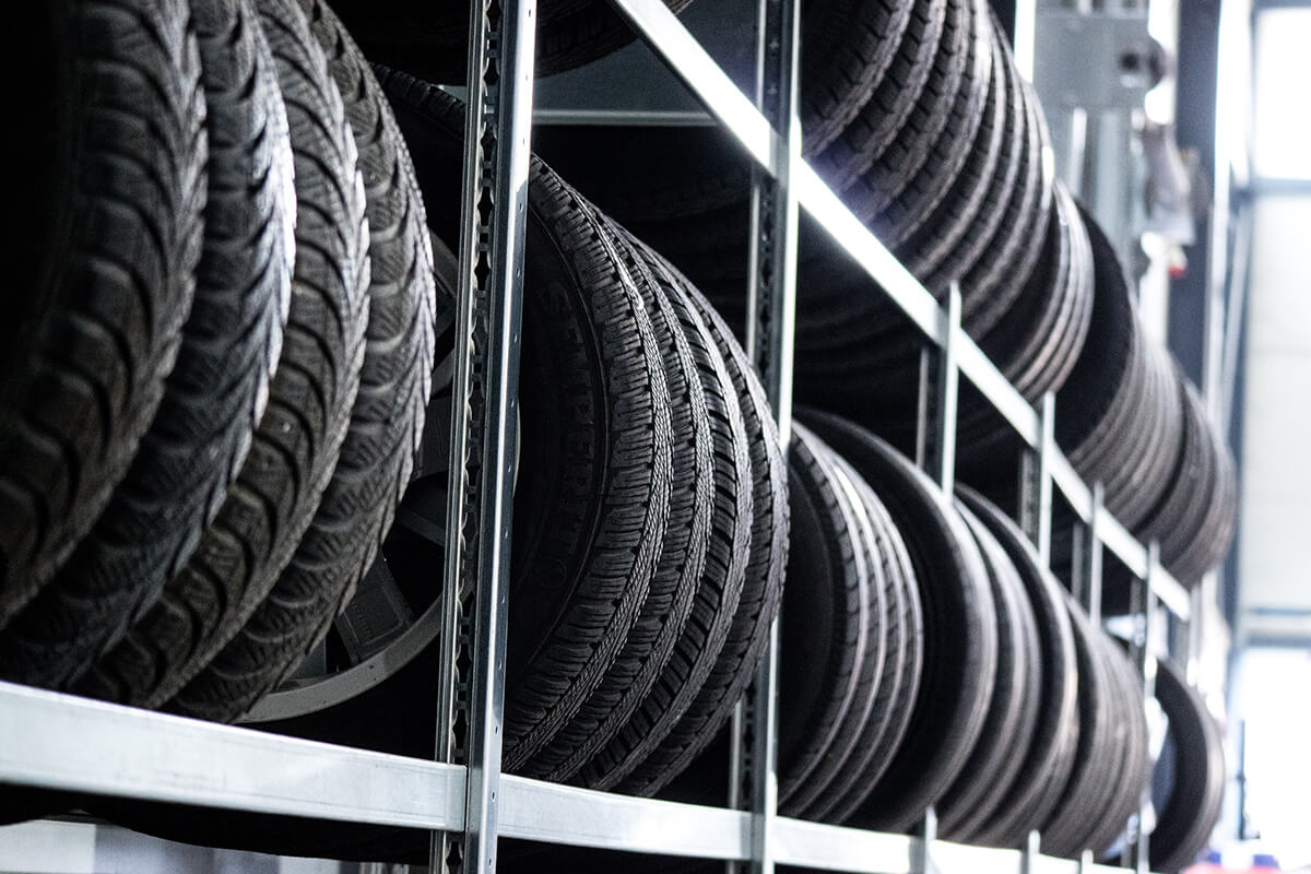 Ask us about our competitive tire pricing.
