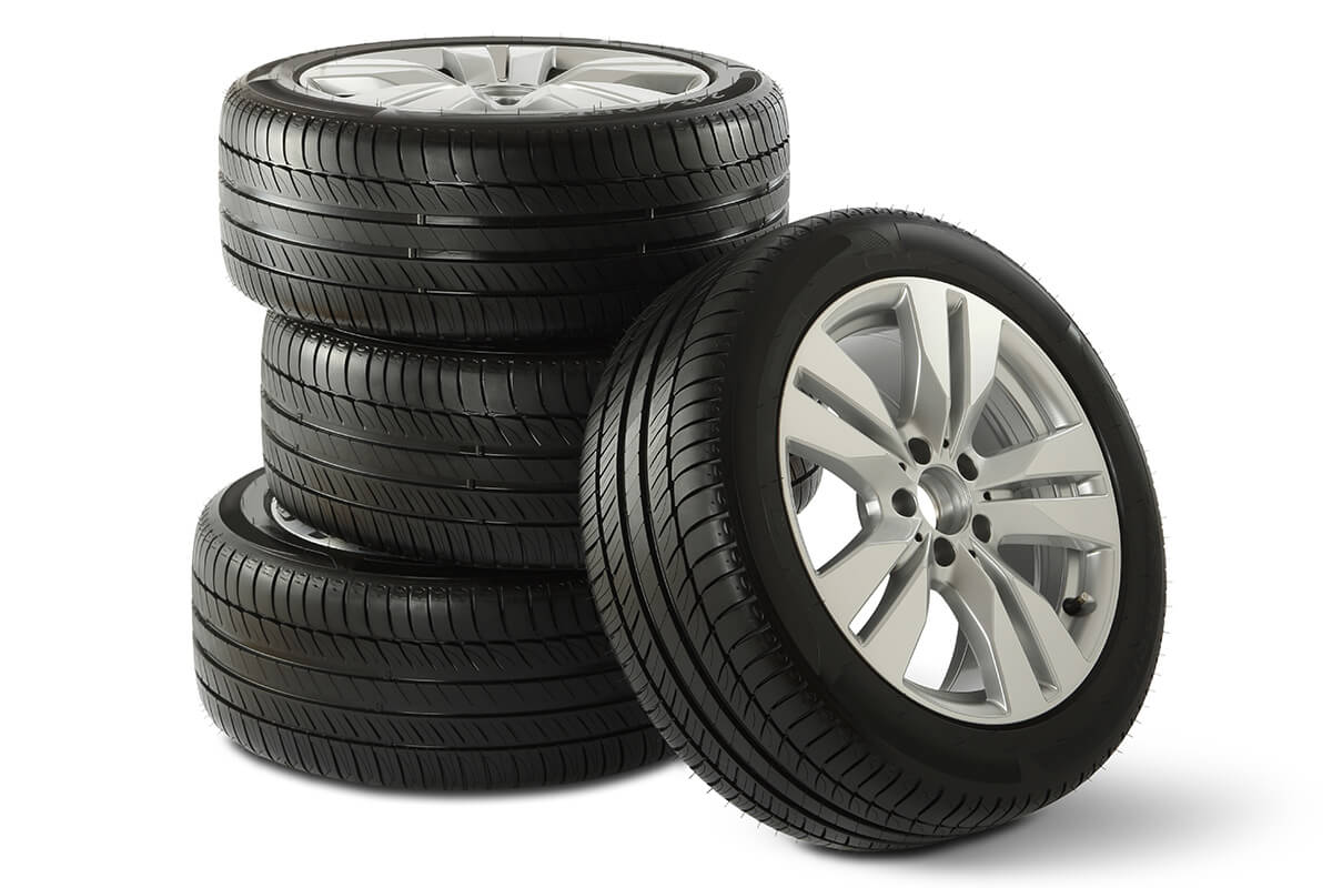 Any Set of 4 New Tires