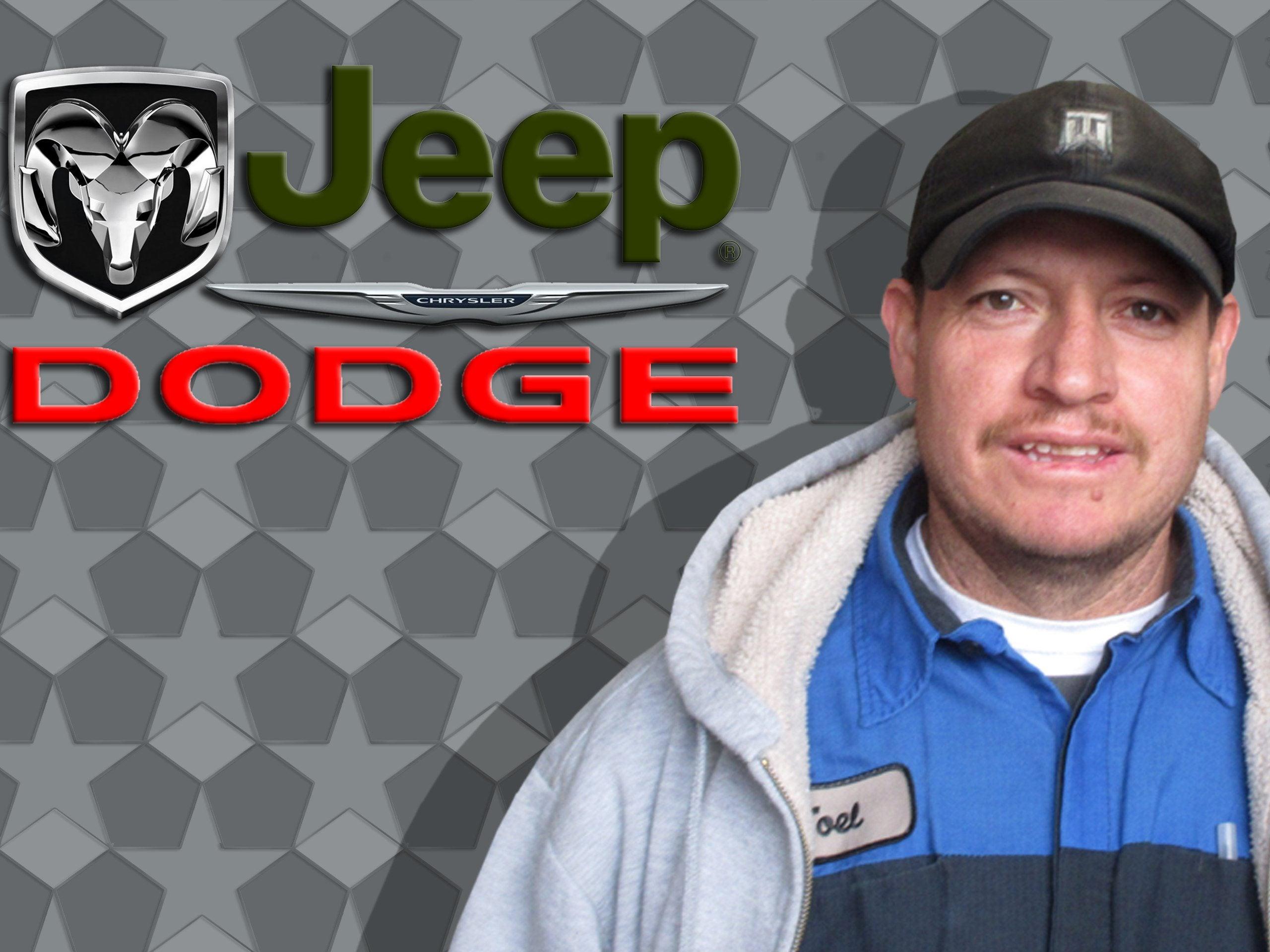 Joel Rodriguez Robles