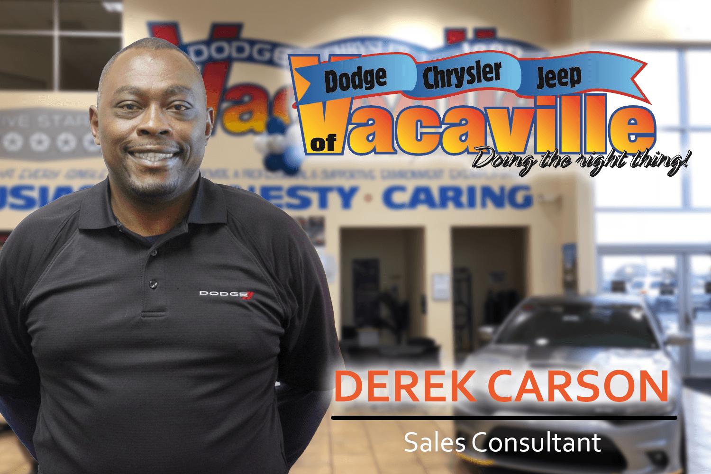 Derek Carson