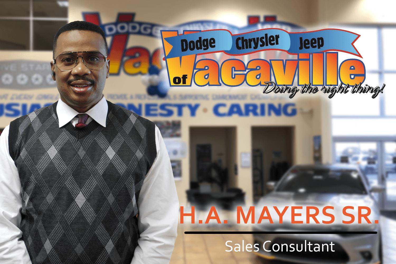 H. A. Mayers Sr.