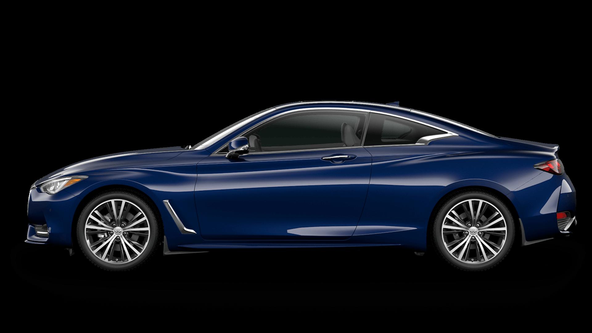 New 2021 Infiniti Q60 Luxe RWD model for sale at Oxnard Infiniti dealership near Van Nuys, CA