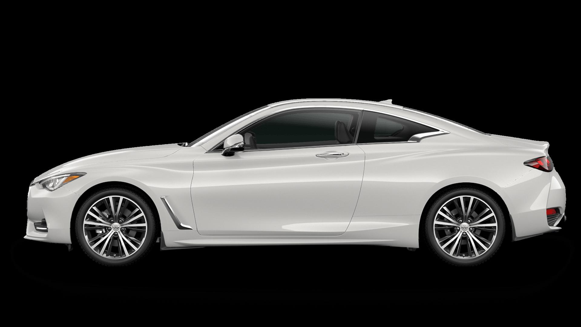 New 2021 Infiniti Q60 Pure AWD model for sale at Oxnard Infiniti dealership near Simi Valley, CA