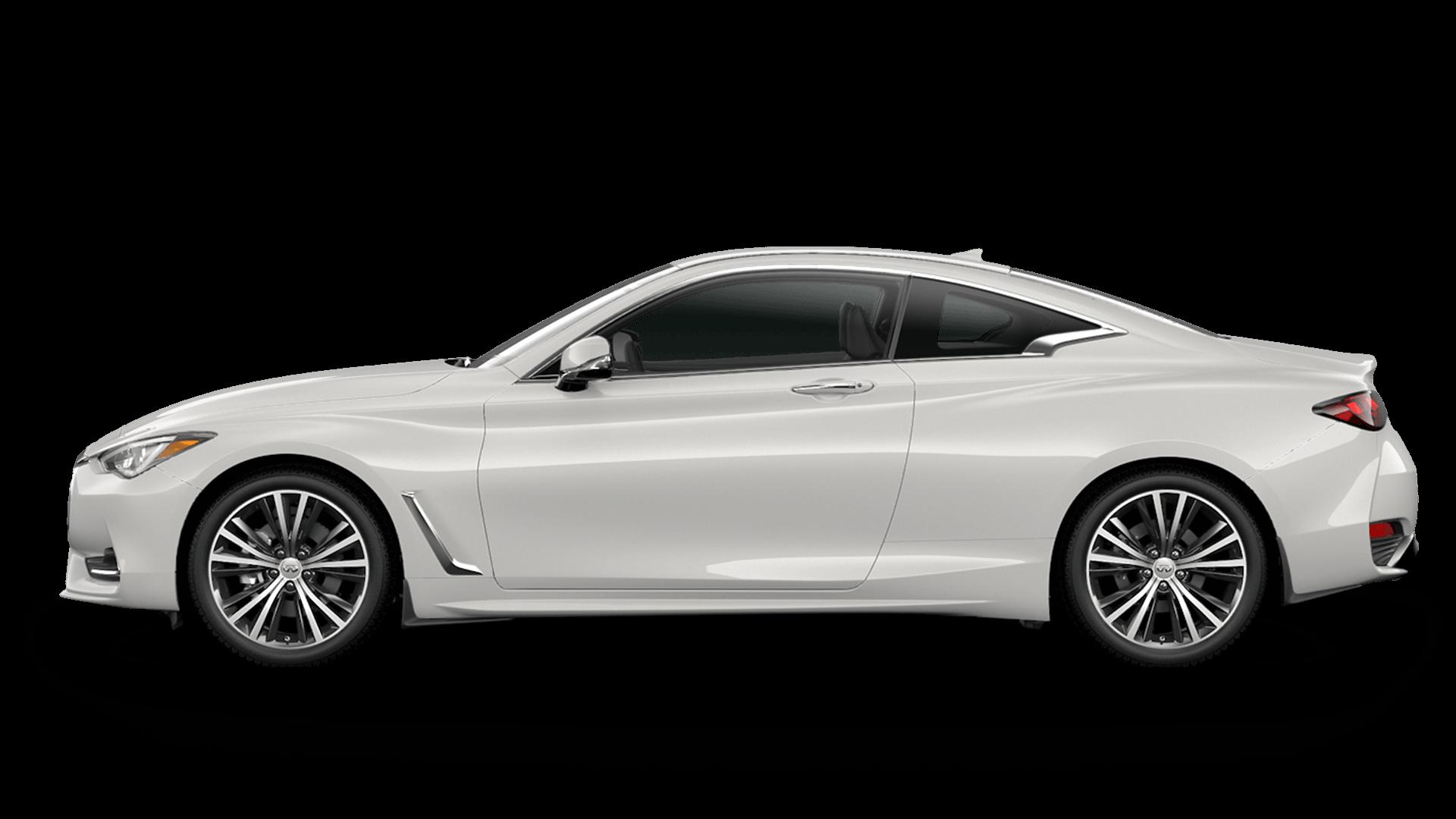 New 2021 Infiniti Q60 Pure RWD model for sale at Oxnard Infiniti dealership near Thousand Oaks, CA