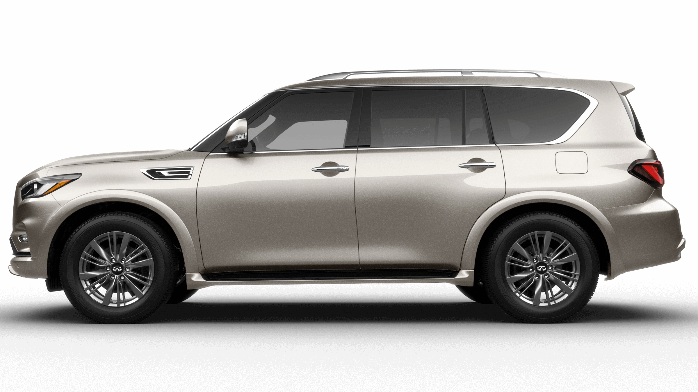 New 2021 Infiniti Qx80 Pure AWD model for sale at Oxnard Infiniti dealership near Simi Valley, CA