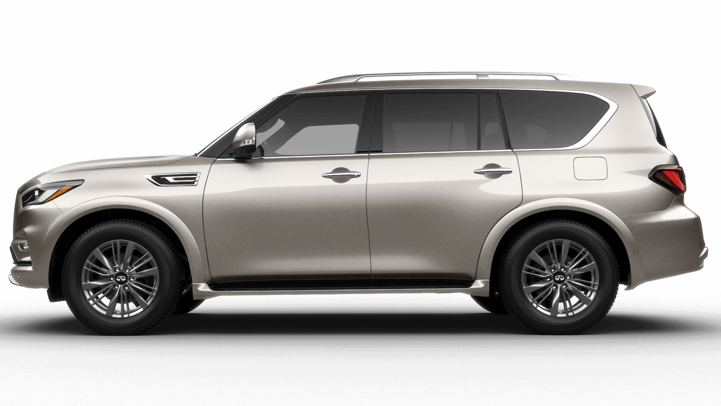 New 2021 Infiniti Qx80 Pure RWD model for sale at Oxnard Infiniti dealership near Thousand Oaks, CA