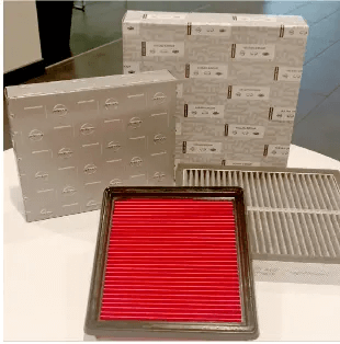 IN-CABIN AIR MICRO FILTER