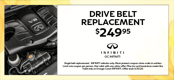 Drive Belt Replacement