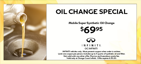 Oil Change Special - Mobile Super Synthetic