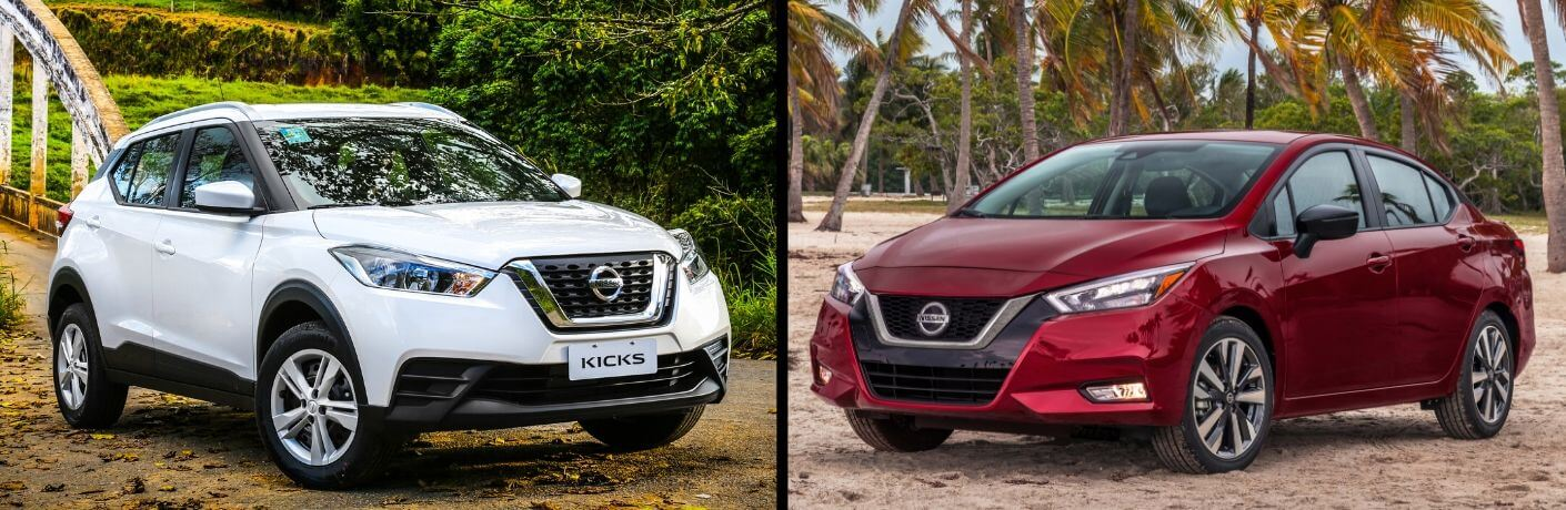 What's the difference between the 2020 Nissan Versa and ...