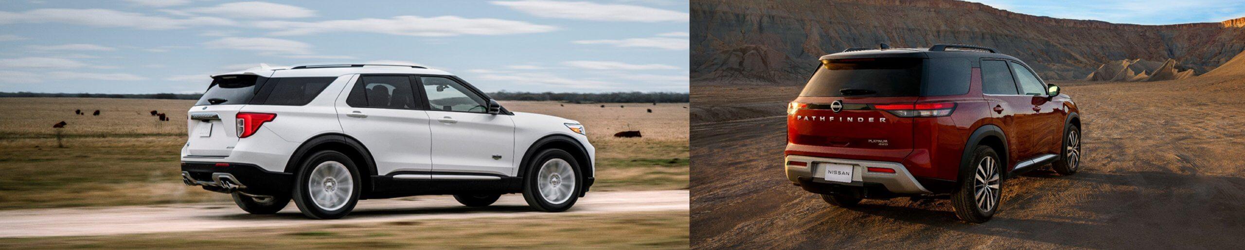 el paso Ford explorer
