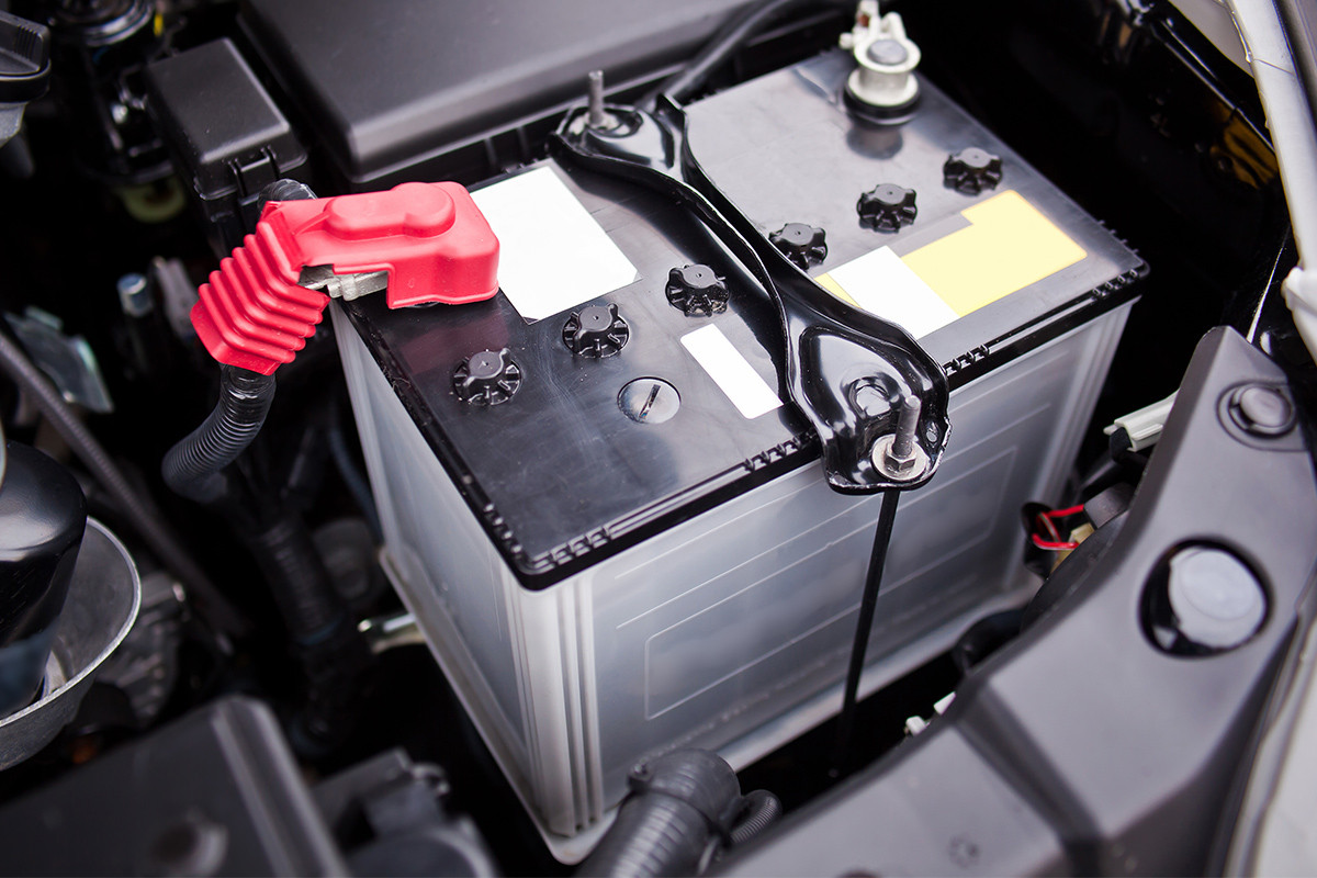 GENUINE NISSAN BATTERY REPLACEMENT & INSTALLATION* - EXPRESS SERVICE