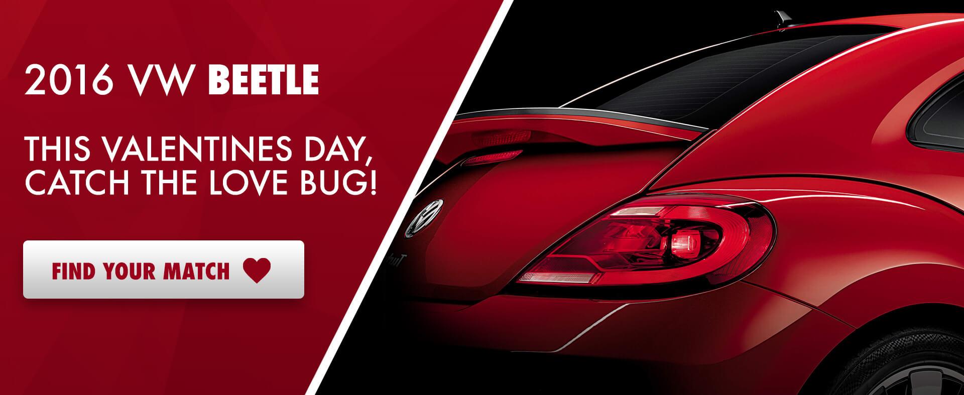 VDay Beetle