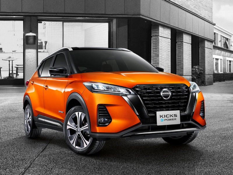 Nissan of San Juan Capistrano - The 2021 Nissan Kicks is designed for a better driving experience near Garden Grove CA
