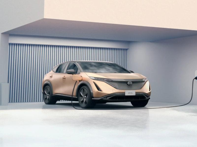 Nissan of San Juan Capistrano - The 2022 Nissan Ariya has some interesting features near Huntington Beach CA