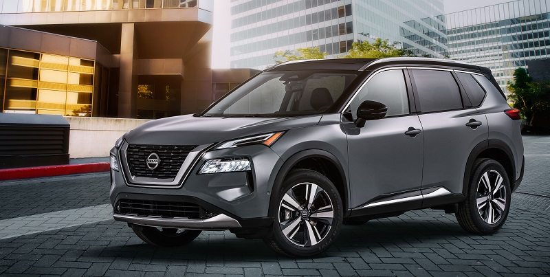 Nissan of San Juan Capistrano - The 2021 Nissan Rogue offers some great features near Huntington Beach CA