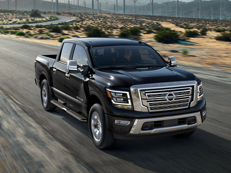 Nissan of San Juan Capistrano - The 2021 Nissan TITAN is capable at towing near Rancho Mission Viejo CA