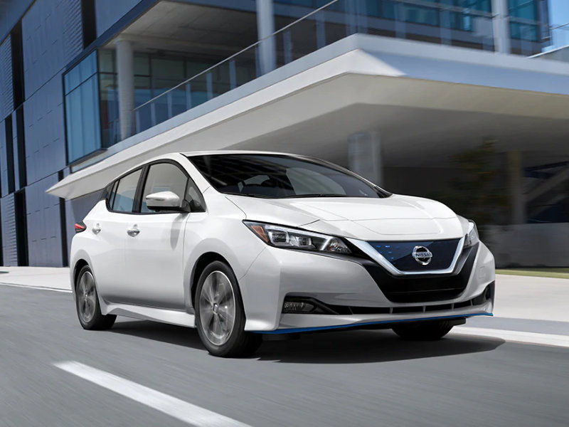 Nissan of San Juan Capistrano - The 2021 Nissan LEAF is a high-range electric vehicle near Carlsbad CA