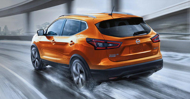 Nissan of San Juan Capistrano - The 2021 Nissan Rogue Sport has new technology near Coto de Caza CA