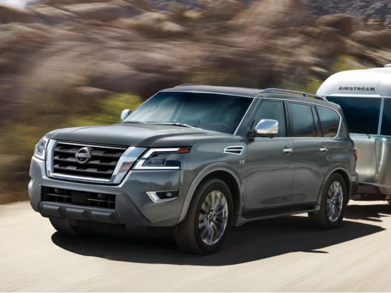 Nissan of San Juan Capistrano - The 2021 Nissan Armada offers some great features near Laguna Hills CA