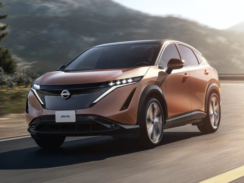 Nissan of San Juan Capistrano - The 2022 Nissan ARIYA has some exceptional features near Ladera Ranch CA