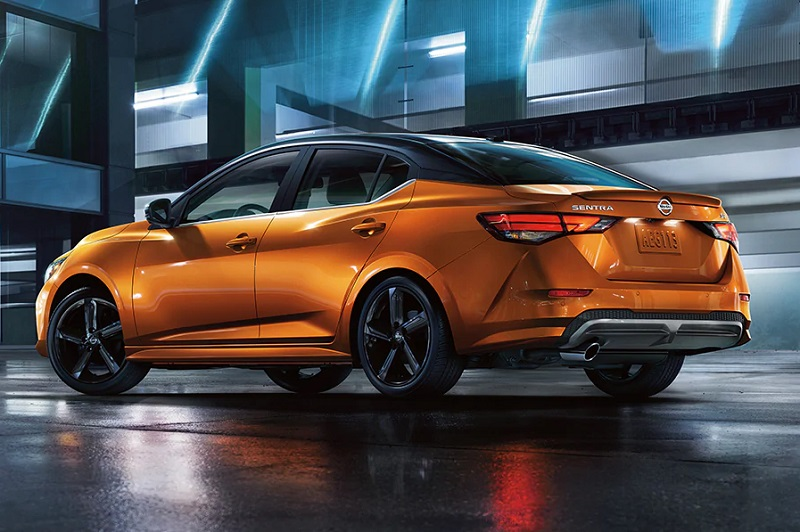 Nissan of San Juan Capistrano - The 2021 Nissan Sentra gives new meaning to a sedan near Orange County CA