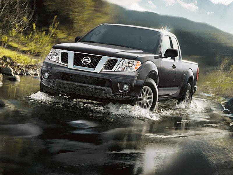 Nissan of San Juan Capistrano - Review the 2021 Nissan Frontier vs 2021 Honda Ridgeline near Oceanside CA