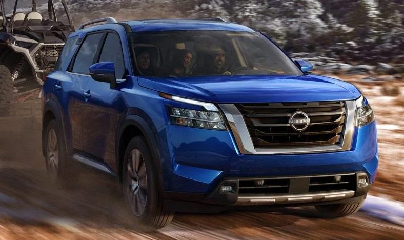 Nissan of San Juan Capistrano - Order 2022 Nissan Pathfinder near Orange County CA