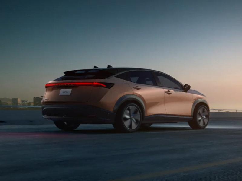 Nissan of San Juan Capistrano - Get details on the 2022 Nissan ARIYA near Carlsbad CA