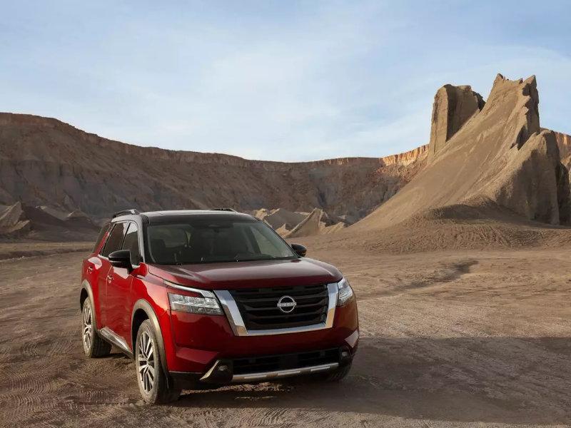 Nissan of San Juan Capistrano - The 2022 Nissan Pathfinder is adventurous near Tustin CA