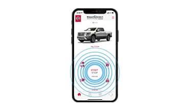 2021 Nissan Titan NissanConnect Services