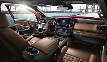2021 Nissan Titan Concierge