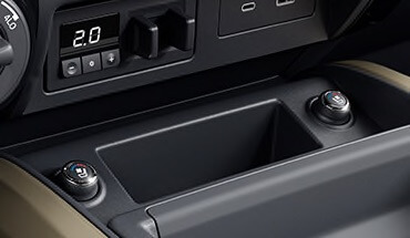 2021 Nissan Titan Climate-controlled Front Seats