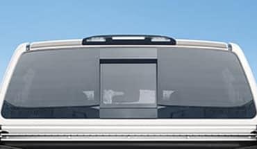 2021 Nissan Titan Power Sliding Back Glass Window