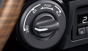 2021 Nissan Titan Shift-on-the-Fly 4x4