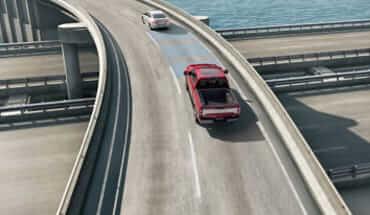 2021 Nissan Titan Intelligent Cruise Control