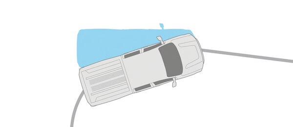 2021 Nissan Titan road-gripping technology
