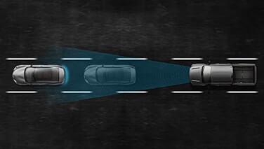 2021 Nissan Titan Automatic Emergency Braking with Pedestrian Detection
