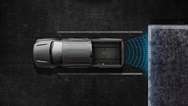2021 Nissan Titan Rear Automatic Braking