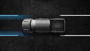 2021 Nissan Titan Lane Departure Warning